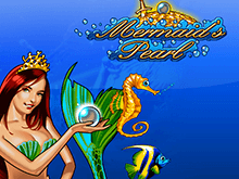 Mermaid's Pearl на зеркале Вулкан