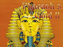 Pharaohs Gold 2 на зеркале Вулкан