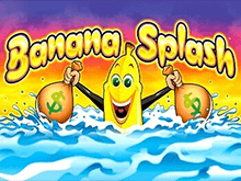 Зеркало Вулкан автоматы Banana Splash